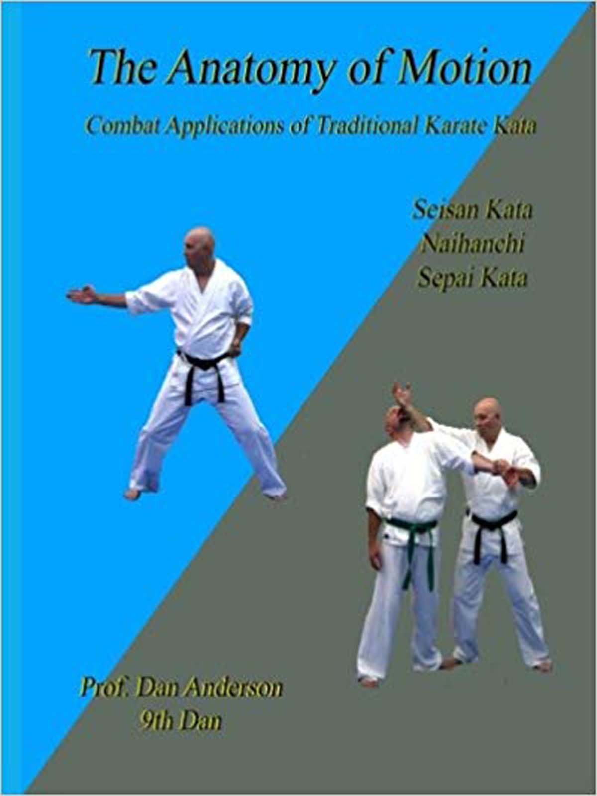 The Anatomy of Motion - Combat Analysis of Traditional Karate Kata